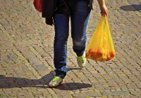 Vorbei mit Plastiktaschen